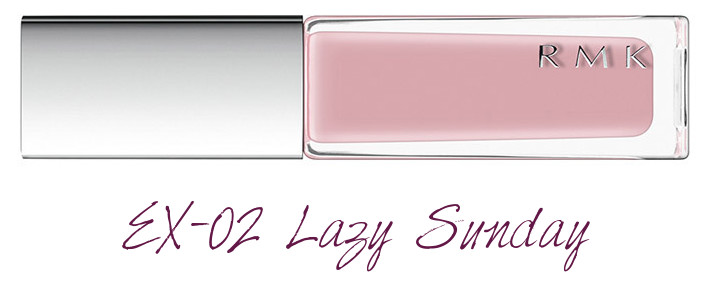 RMK 2018 Spring Summer Collection Chic Light Spring Nail Polish EX-02 Lazy Sunday