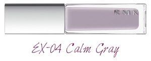 RMK 2018 Spring Summer Collection Chic Light Spring Nail Polish EX-04 Calm Gray