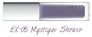 RMK 2018 Spring Summer Collection Chic Light Spring Nail Polish EX-05 Mystique Shower