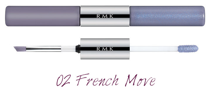 RMK 2018 Spring Summer Collection Chic Light Spring W Water Eyes Color Ink 02 French Move