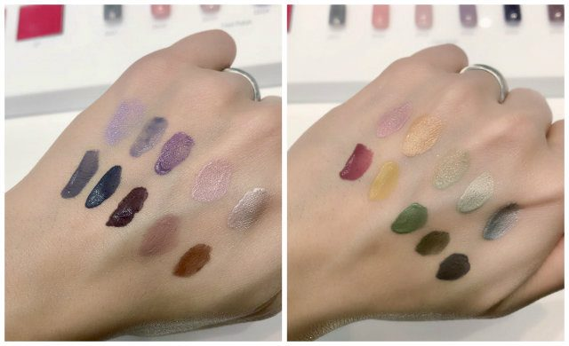 RMK 2018 Spring Summer Collection Chic Light Spring W Water Eyes Color Ink