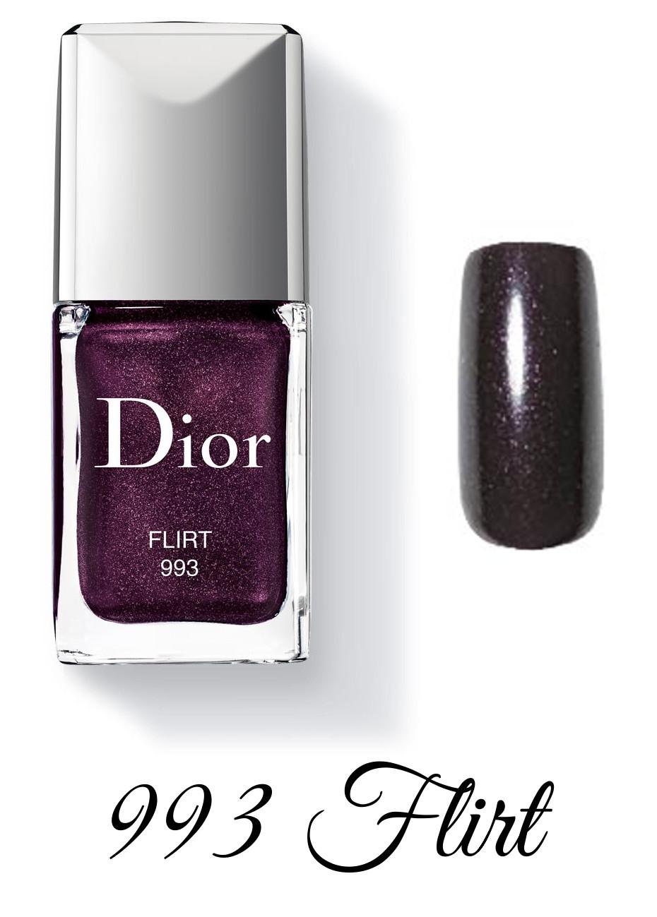 Dior Spring 2018 Collection GLOW ADDICT Dior Vernis 993 Flirt