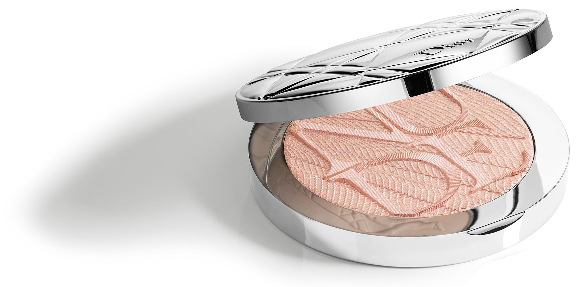 Dior Spring 2018 Collection GLOW ADDICT Diorskin Nude Air Powder Compact
