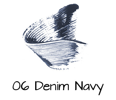 Tony Moly 2018 Spring Summer Fabric Collection Duble Needs Pang Pang Mascara 06 Denim Navy