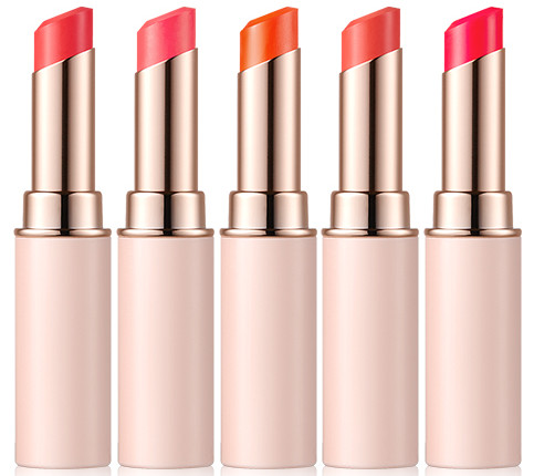 Tony Moly 2018 Spring Summer Fabric Collection Kiss Lover Style Lipstick