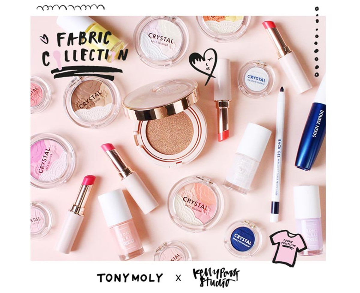 Tony Moly 2018 Spring Summer Fabric Collection
