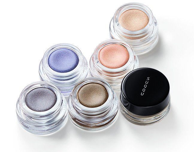 SUQQU 2018 Spring Color Collection Deep Nuance Eyes