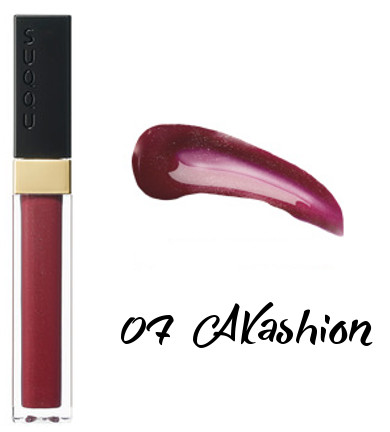 SUQQU 2018 Spring Color Collection Flawless Lip Gloss 07 Akashion