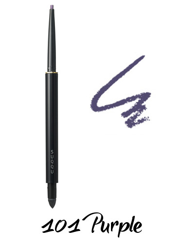 SUQQU 2018 Spring Color Collection Gel Eyeliner Pencil 101 Purple