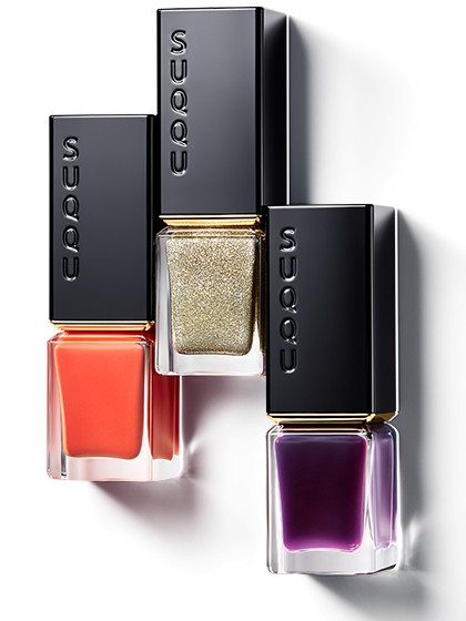 SUQQU 2018 Spring Color Collection Nail Color Polish