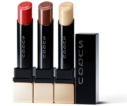 SUQQU 2018 Spring Color Collection SUQQU 2018 Spring Color Collection Extra Glow Lipstick