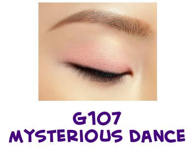 VDL 2018 Pantone Color Ulra Violet Expert Color Eye Book Mono G G107 Mysterious Dance
