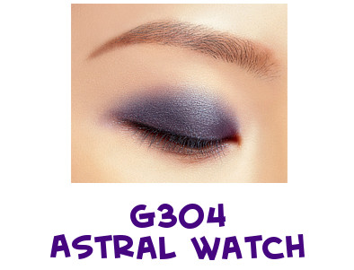 VDL 2018 Pantone Color Ulra Violet Expert Color Eye Book Mono G G304 Astral Watch