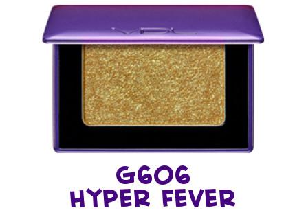 VDL 2018 Pantone Color Ulra Violet Expert Color Eye Book Mono G G606 Hyper Fever
