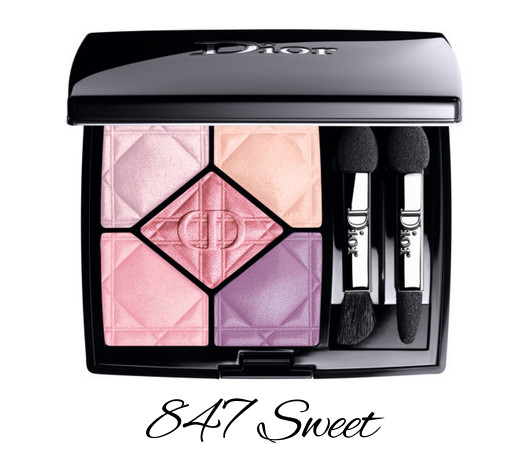 Dior Diorsnow Spring 2018 Collection 5 Couleurs 847 Sweet
