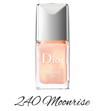 Dior Diorsnow Spring 2018 Collection Dior Vernis 240 Moonrise