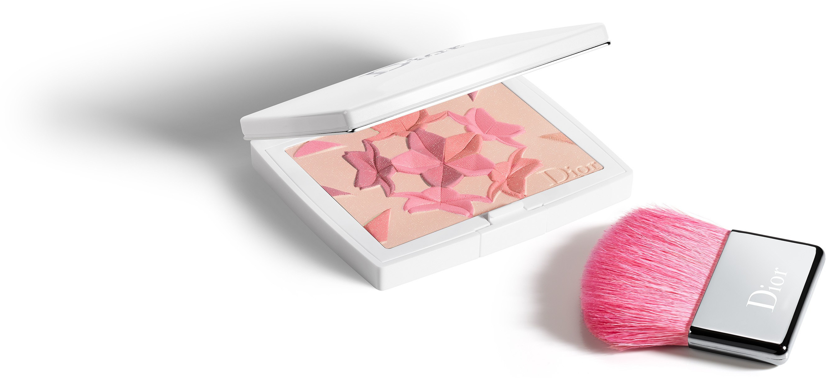 Dior Diorsnow Spring 2018 Collection Snow Blush & Bloom Powder