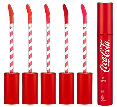 The Face Shop x Cola Cola Coca Cola Edition Coca Cola Lip Tint