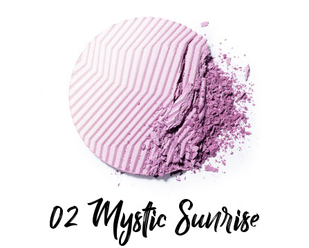 Hera and Edith Carron Collaboration Secret Party Black Cushion Gradation Highlighter 02 Mystic Sunrise