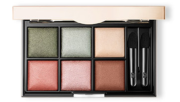 Hera and Edith Carron Collaboration Secret Party Eye Palette