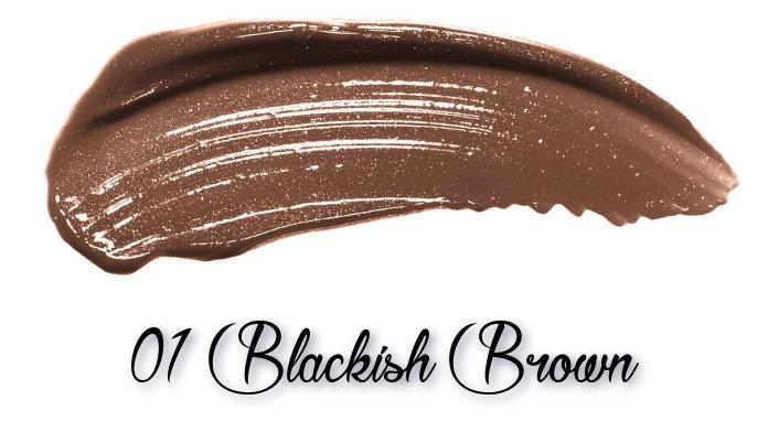 LUNASOL 2018 Autumn Makeup Collection Deep Lip Glow 01 Blackish Brown