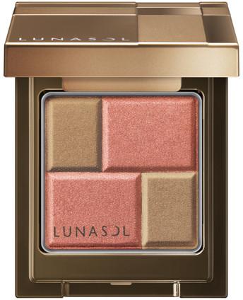 LUNASOL 2018 Autumn Makeup Collection Melting Color Eyes