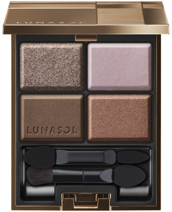 LUNASOL 2018 Autumn Makeup Collection Nuance Shadow Eyes