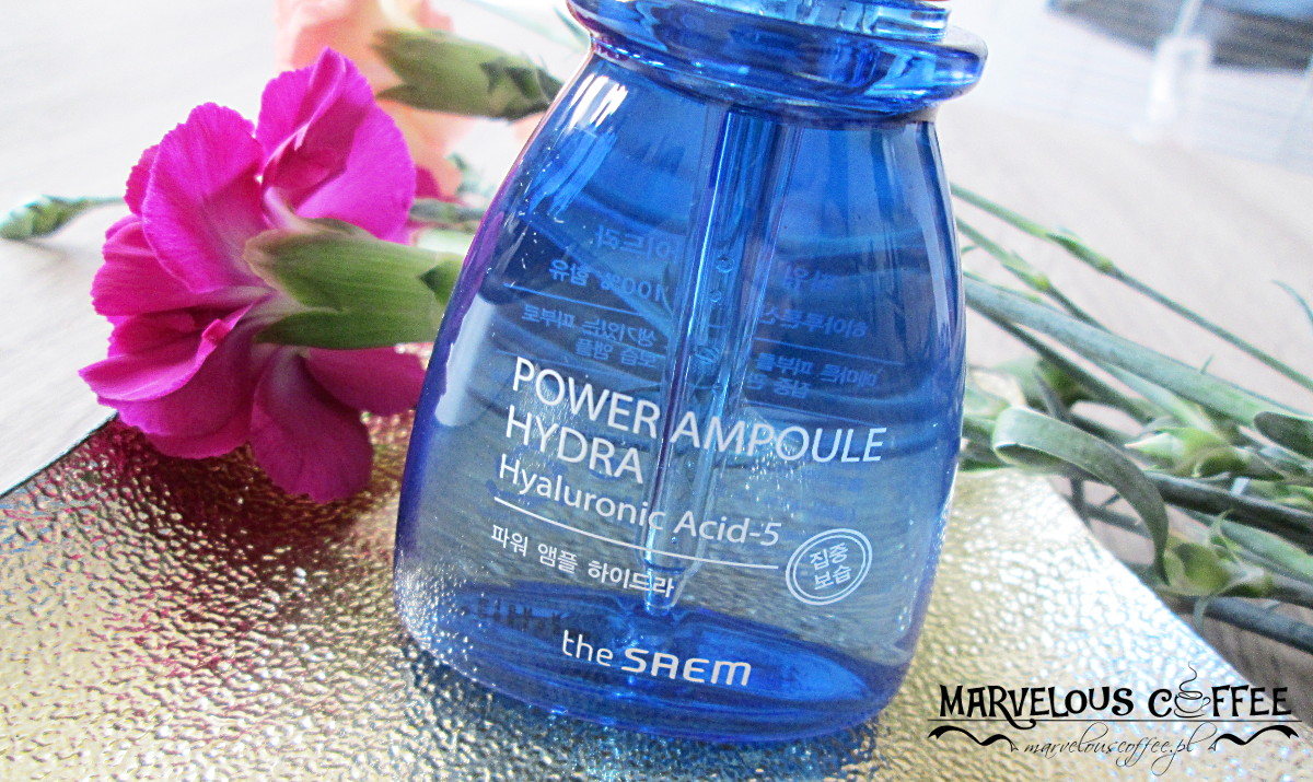 The Saem Power Ampoule Hydra