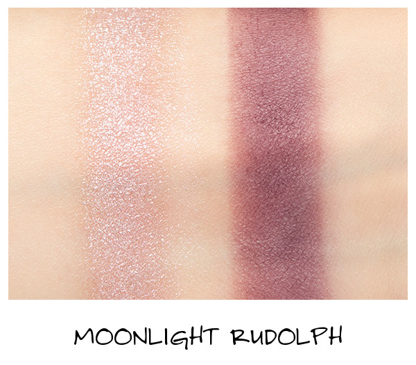 Innisfree 2018 Green Christmas Limited Edition Glitter Duo Kit Moonlight Rudolph