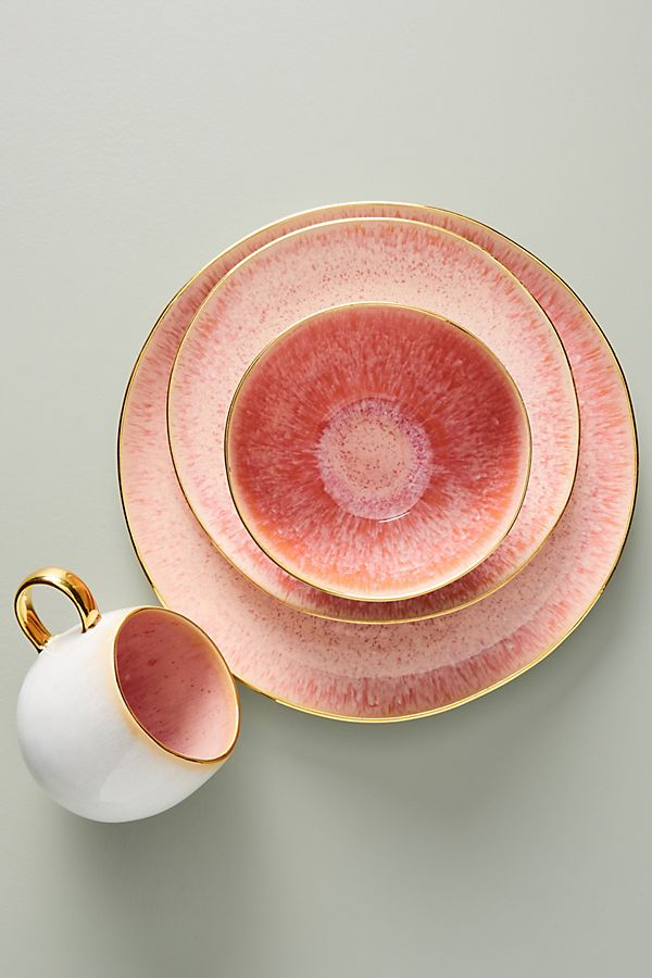 Coral plate