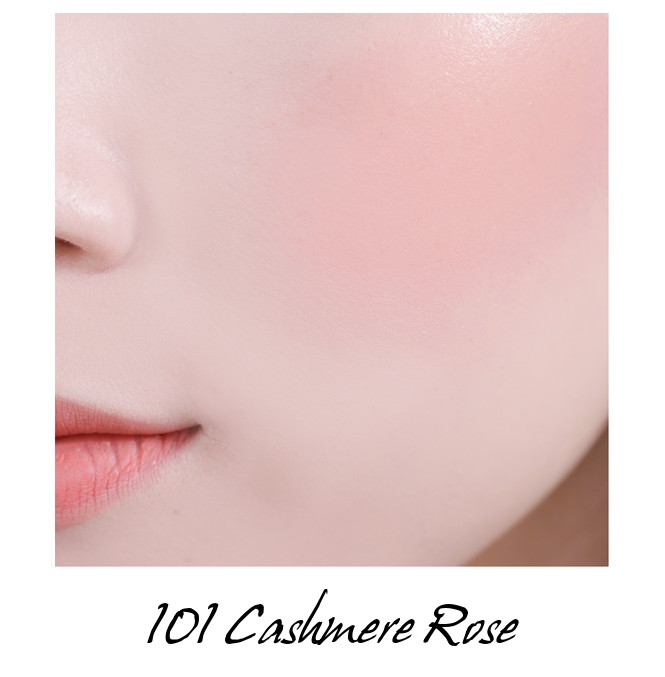VDL+PANTONE 2019 Collection Warmth in Color Expert Color Liquid Cheek 101 Cashmere Rose
