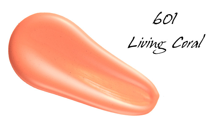 VDL+PANTONE 2019 Collection Warmth in Color Expert Color Liquid Cheek 601 Living Coral