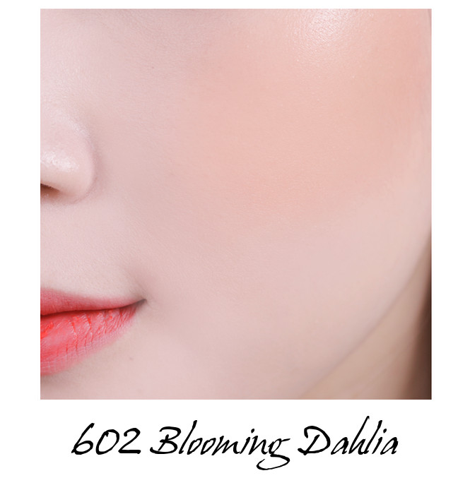 VDL+PANTONE 2019 Collection Warmth in Color Expert Color Liquid Cheek 602 Blooming Dahlia