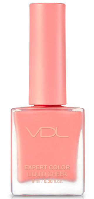 VDL+PANTONE 2019 Collection Warmth in Color Expert Color Liquid Cheek