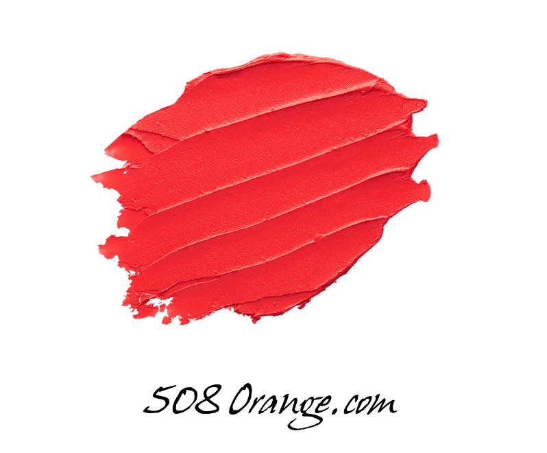 VDL+PANTONE 2019 Collection Warmth in Color Expert Color Real Fit Velvet 508 Orange.com