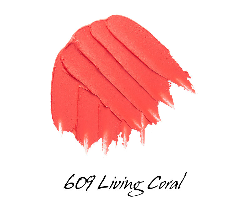 VDL+PANTONE 2019 Collection Warmth in Color Expert Color Real Fit Velvet 609 Living Coral