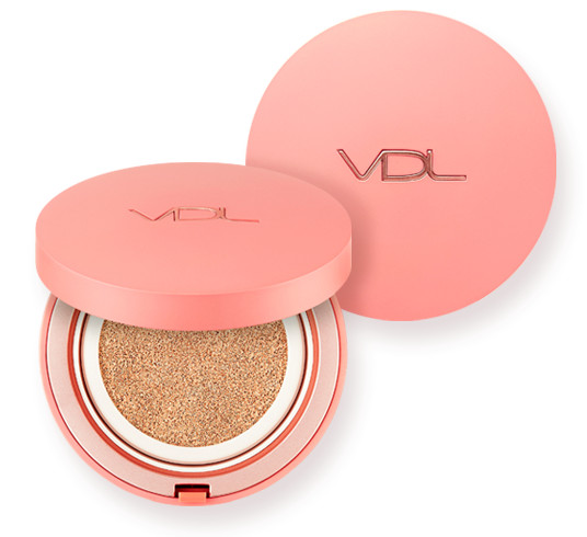 VDL+PANTONE 2019 Collection Warmth in Color Expert Tone-Up Cushion