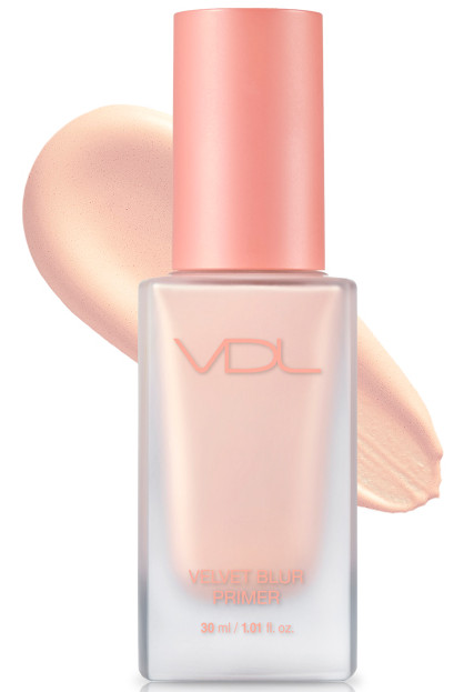 VDL+PANTONE 2019 Collection Warmth in Color Velvet Blur Primer