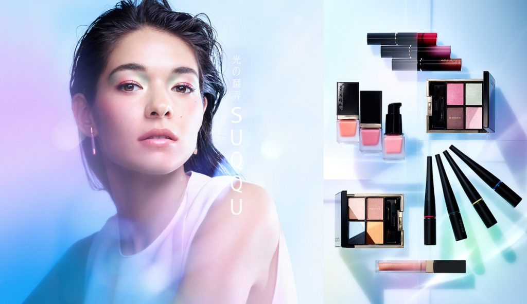 SUQQU Spring 2019 Color Collection