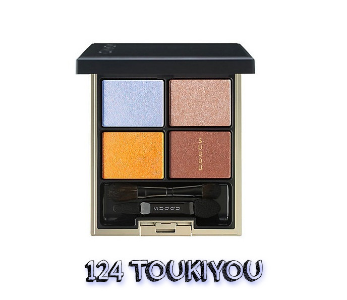 SUQQU Spring 2019 Color Collection Designing Color Eyes 124 Toukiyou