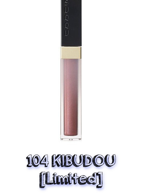 SUQQU Spring 2019 Color Collection Glow Touch Eyes 104 Kibudou [Limited]