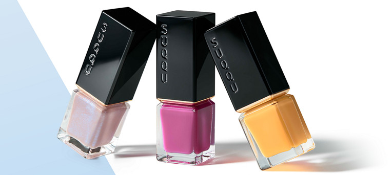 SUQQU Spring 2019 Color Collection Nail Color Polish