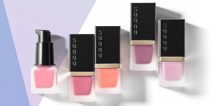 SUQQU Spring 2019 Color Collection Shimmer Liquid Blush