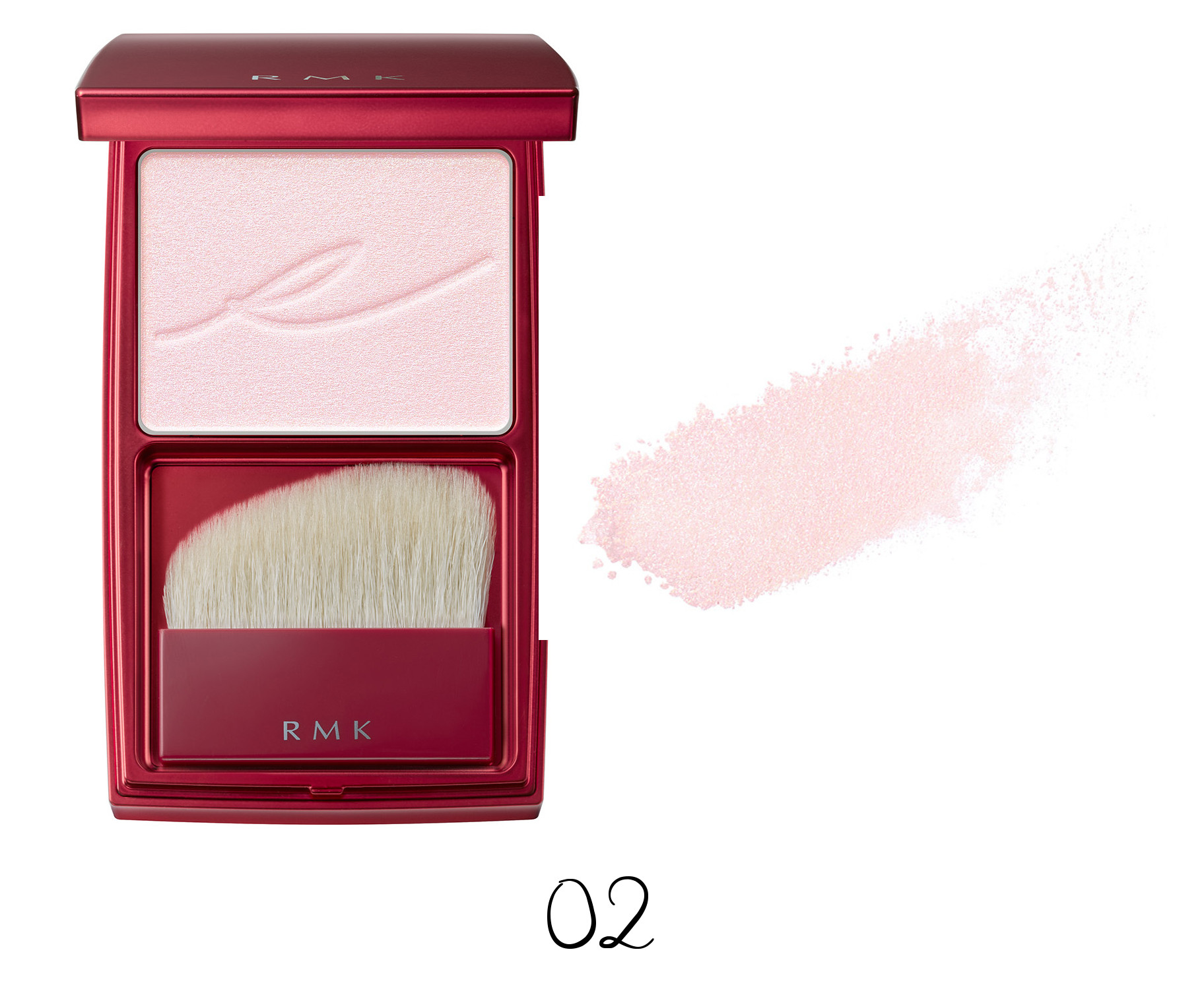 RMK Autumn Winter Collection 2020 Edozakura Translucent Powder 02