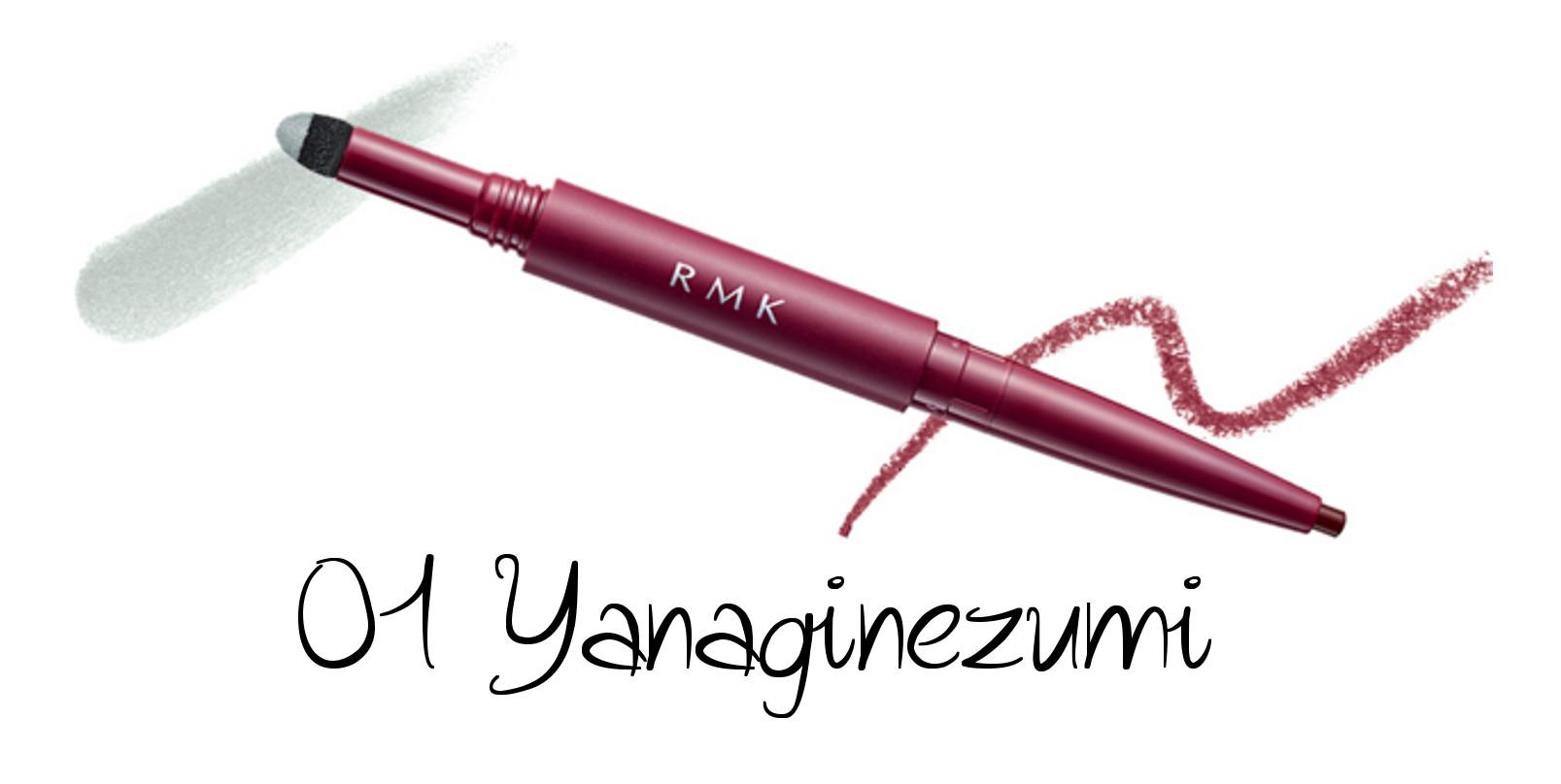 RMK Autumn Winter Collection 2020 Kiseru W Liner 01 Yanaginezumi