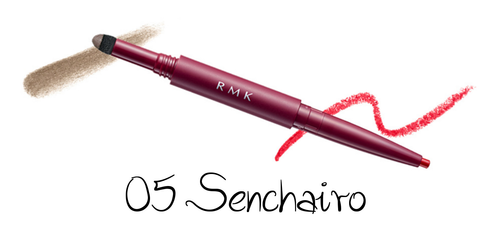 RMK Autumn Winter Collection 2020 Kiseru W Liner 05 Senchairo