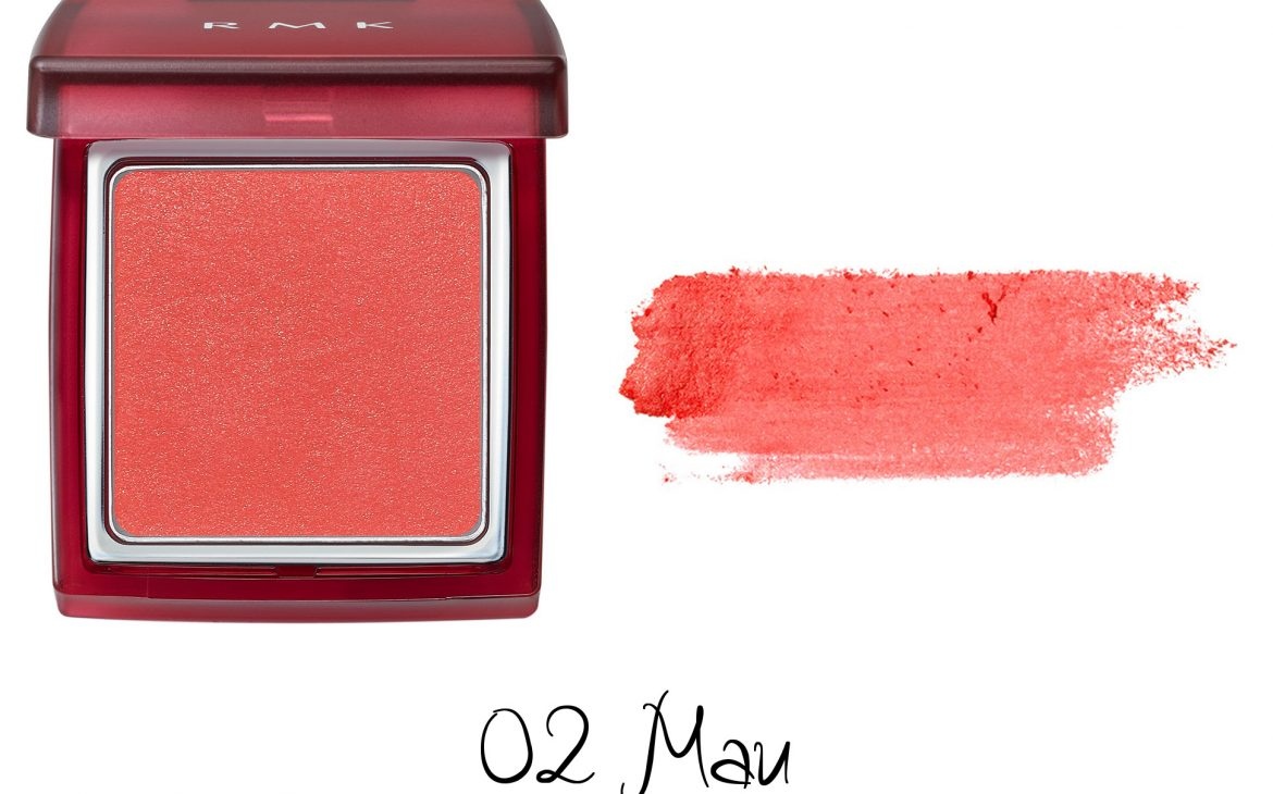 RMK Autumn Winter Collection 2020 Ukiyo Modern Blush 02 Mau