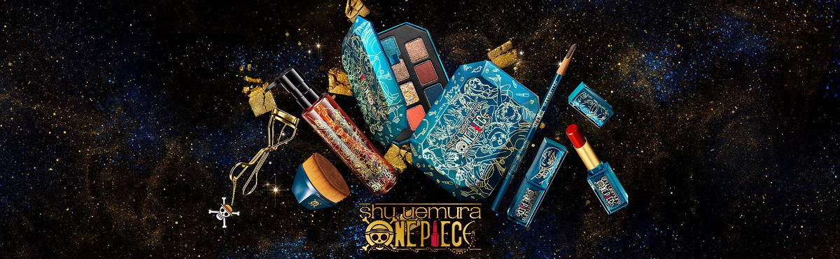 Shu Uemura One Piece Holiday Collection 2020