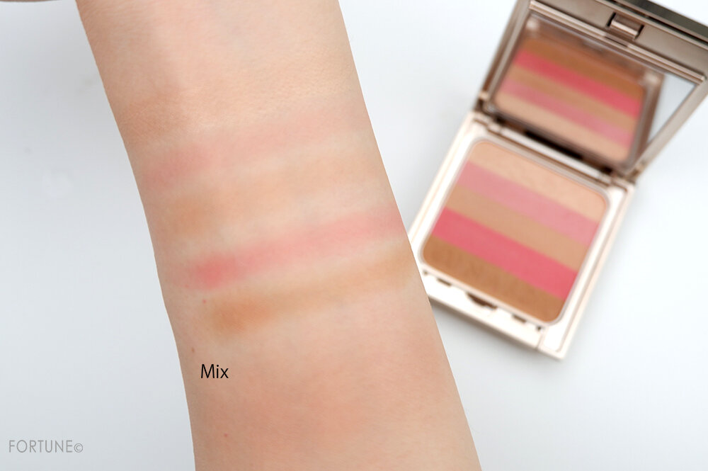 LUNASOL 2020 Autumn Collection New Chic Chic Conscious Blender EX01 Pink Rib swatch