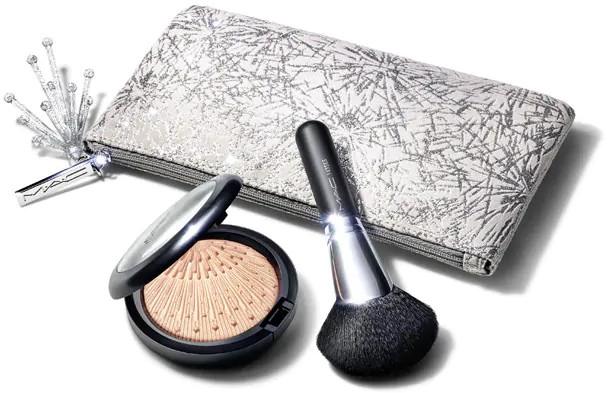 MAC 2020 Holiday Collection Frosted Firework Firelit Kit